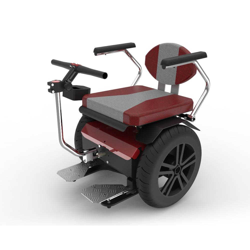 fauteuil roulant gyropode auto stabilisé