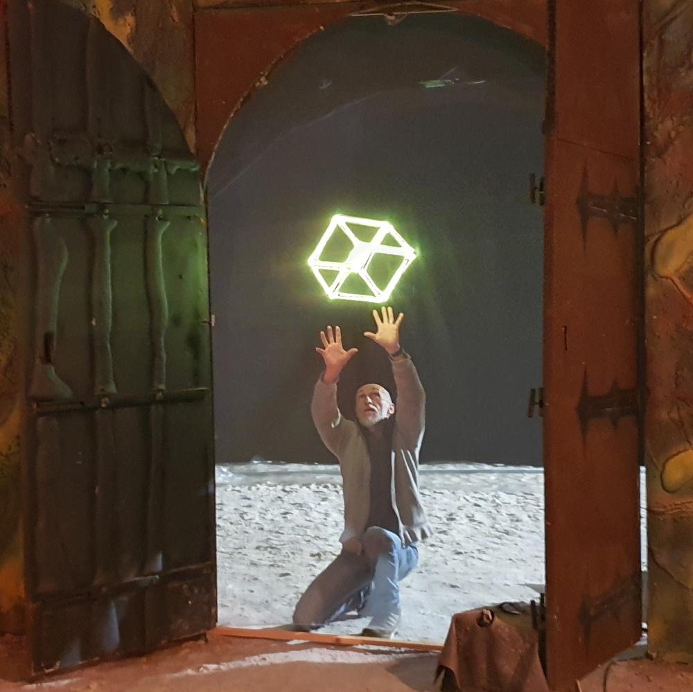 Hologramme laser ou vidéo - Illusion magie